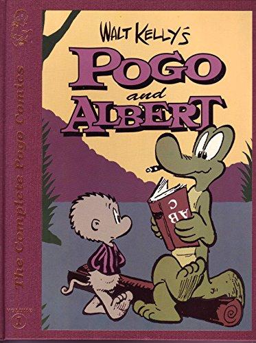 Pogo and Albert: Walt Kelly