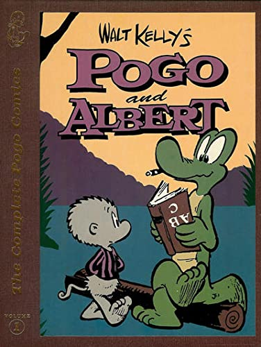 9780913035955: Pogo and Albert (Pogo & Albert)