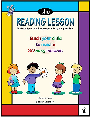 9780913063026: The Reading Lesson: Teach Your Child to Read in 20 Easy Lessons