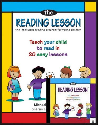 9780913063118: The Reading Lesson with CD-ROM