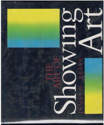 Art of Showing Art: Reeve, James K.