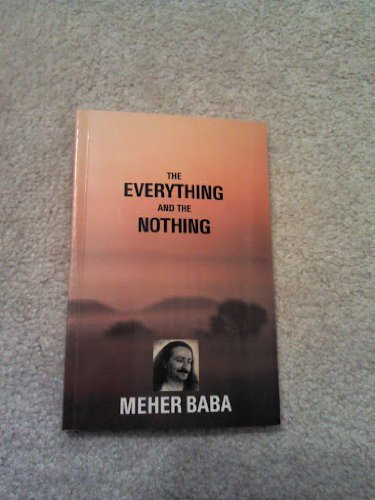 9780913078679: The Everything and the Nothing