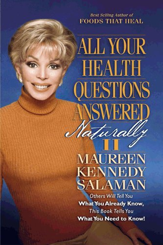 9780913087275: All Your Health Questions Answered Naturally II