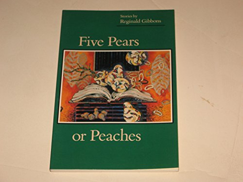 9780913089231: Five Pears or Peaches