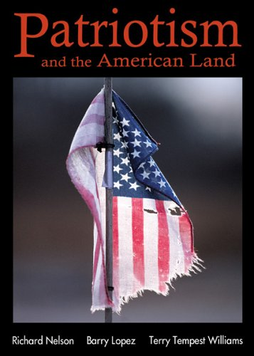 9780913098615: Patriotism and the American Land (The New Patriotism Series)