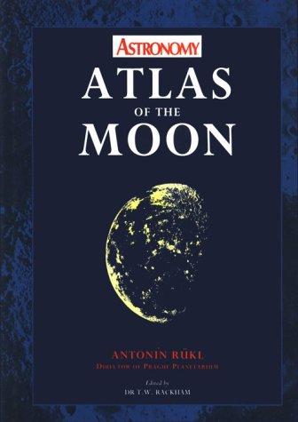 9780913135174: Atlas of the Moon