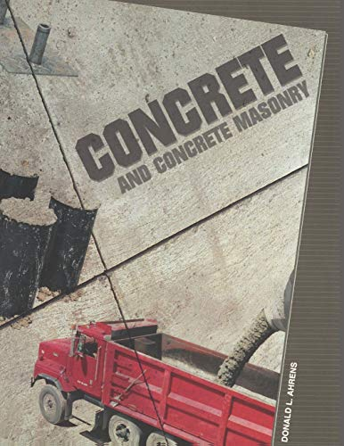 9780913163375: Concrete and Concrete Masonry