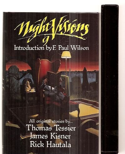 NIGHT VISIONS 9: Tessier, Thomas.