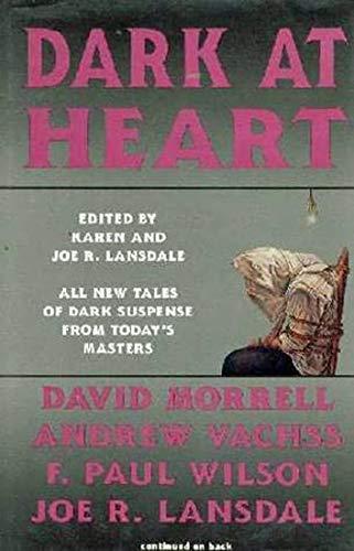 DARK AT HEART.: Lansdale, Karen and Joe R. (eds.)
