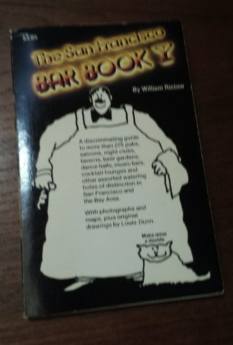 9780913192030: The San Francisco Bar Book