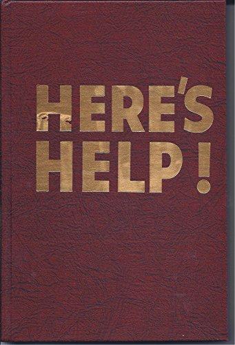 Here's help!: Kopmeyer, M. R