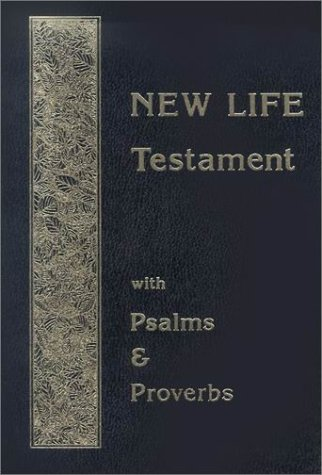 9780913201084: New Life New Testament with Psalms and Proverbs