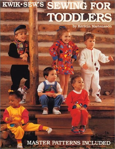 9780913212165: Kwik Sew's Sewing for Toddlers