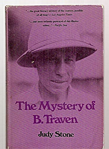 9780913232323: Mystery of B. Traven