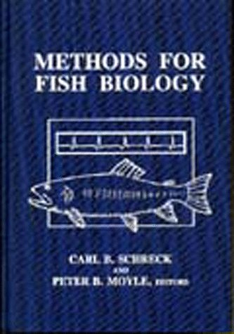 9780913235584: Methods for Fish Biology