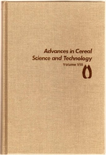 9780913250457: Advances in Cereal Science and Technology: Volume 8