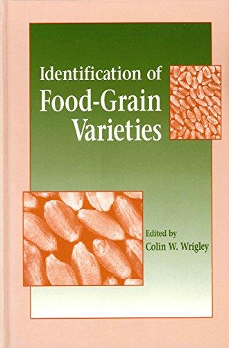 Identification of Food Grain Varieties: C. W. Wrigley