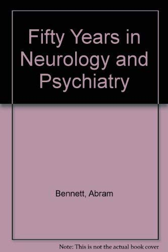 9780913258033: Fifty Years in Neurology and Psychiatry