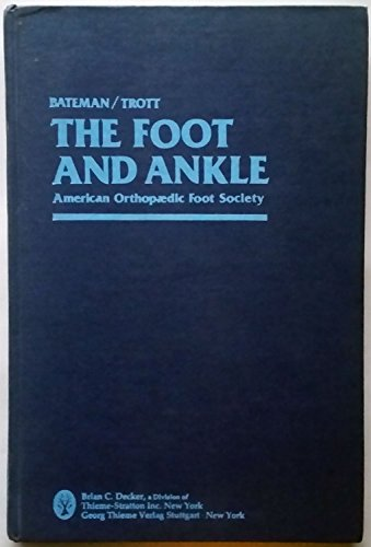 9780913258712: Foot and Ankle