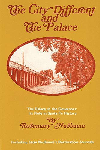 9780913270790: The City Different and the Palace