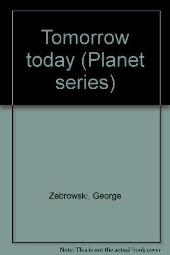 TOMORROW TODAY: Zebrowski, George(ed.)