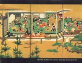 GENRE SCREENS from the Suntory Museum of Art: Jo, Okada