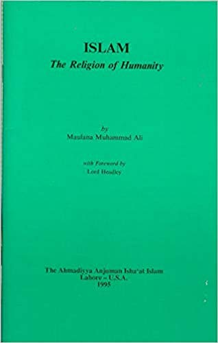 9780913321362: Islam - The Religion of Humanity