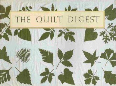 9780913327050: The Quilt Digest