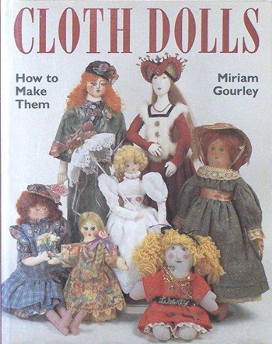 9780913327326: Cloth dolls: How to make them