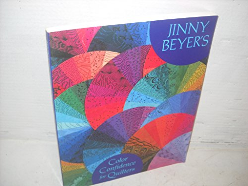 9780913327395: Jinny Beyer's Color Confidence for Quilters