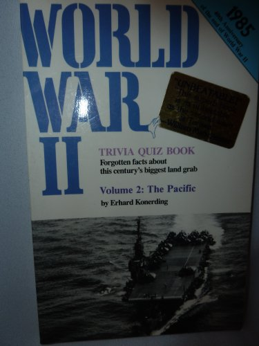 World War II Trivia Quiz Book: The Pacific