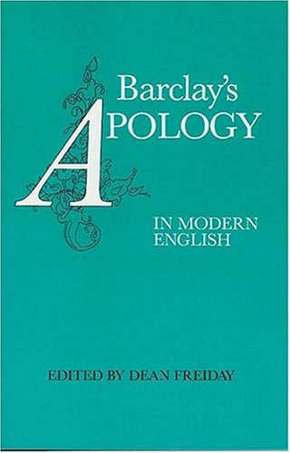 9780913342695: Barclay's Apology in Modern English