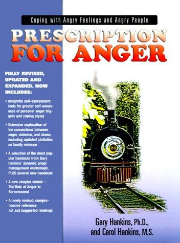 9780913342909: Prescription for Anger