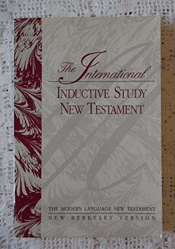 9780913367278: International Inductive Study New Testament: The Modern Language New Testament New Berkeley Edition