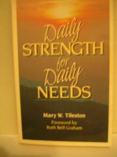 9780913367353: Daily Strength for Daily Needs
