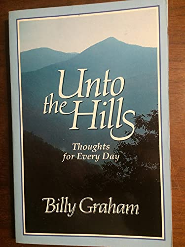 9780913367476: Unto the Hills