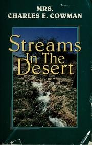 9780913367575: Streams In The Desert 1