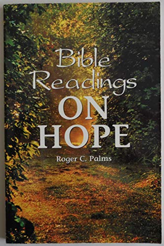 9780913367698: Bible Readings on Hope