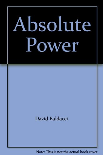 9780913369166: Absolute Power