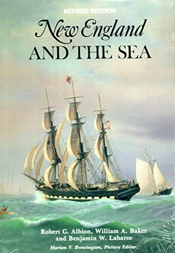 9780913372234: New England & the Sea (Maritime)