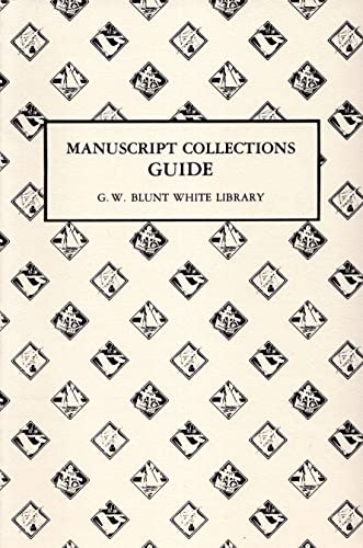 Guide To Manuscript Collections of The G: Stein, Douglas L,