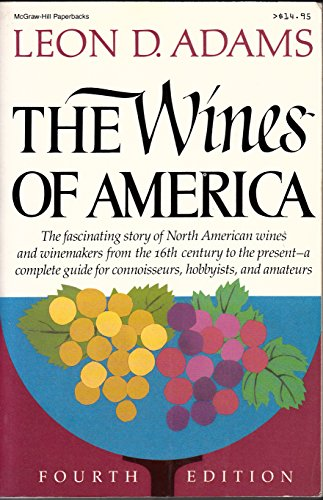 9780913374016: The Wines of America