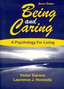 Being and caring: Daniels, Victor