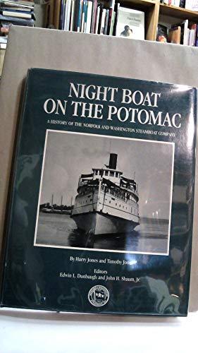 9780913423080: Night Boat on the Potomac
