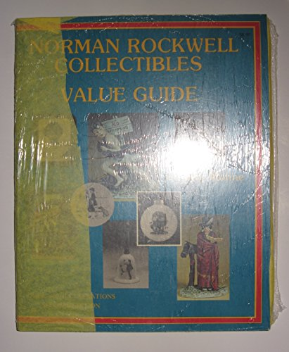 9780913444047: Norman Rockwell collectibles value guide: The little Rockwell book [Paperback...