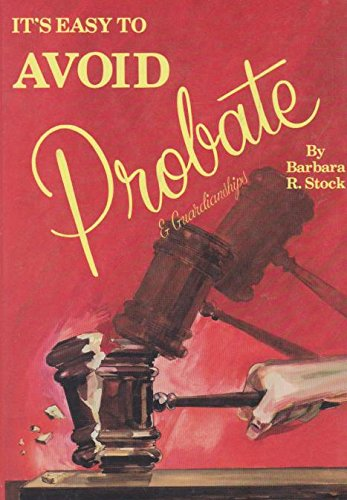 It's Easy to Avoid Probate
