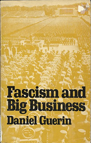 9780913460252: Fascism and Big Business