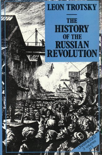 9780913460832: The History of the Russian Revolution [3 vols in one]