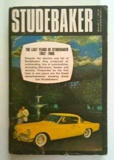 9780913490082: Last Year of Studebaker 1952-1966