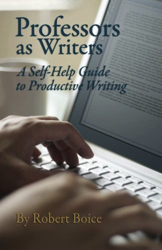 9780913507131: Professors As Writers